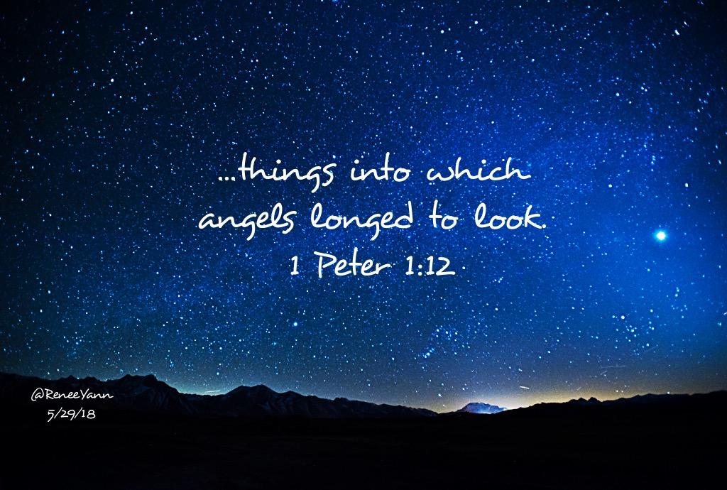 1Pet 1_12 Angels