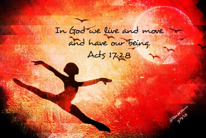 Acts 17_28 Dance