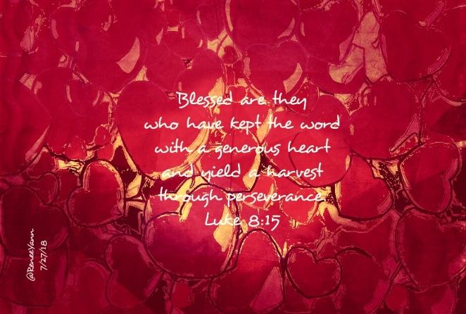 Lk8_15 generous heart