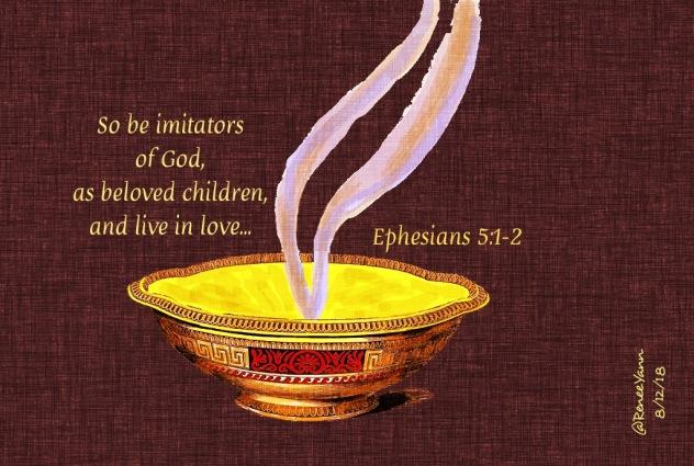 Eph 5_1 live in love