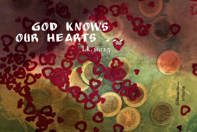 Lk 16_45 knows heart