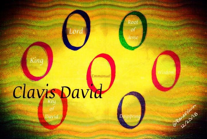 Clavis David