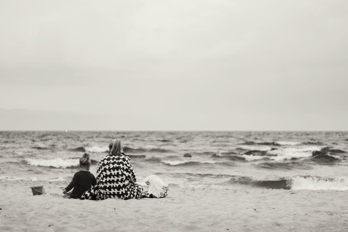 mom seaside