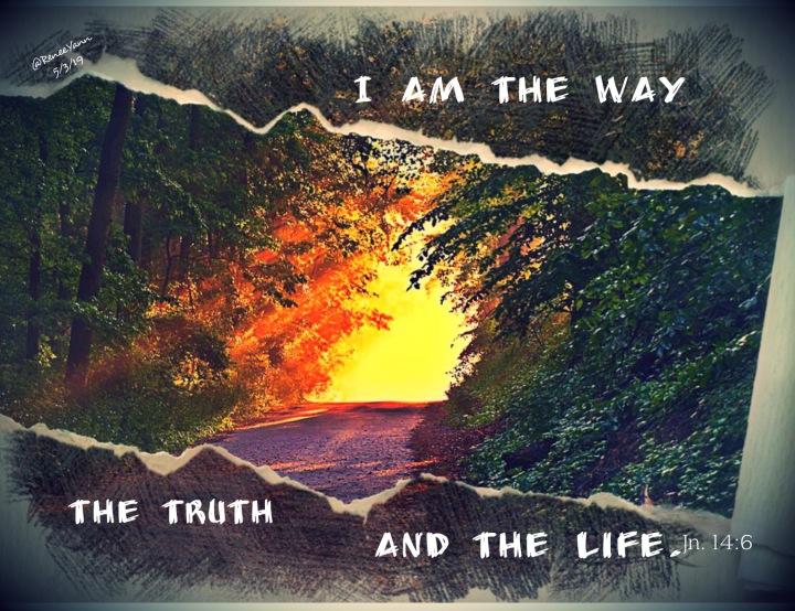 Jn14_6 way truth