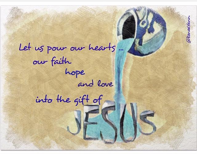 pour faith