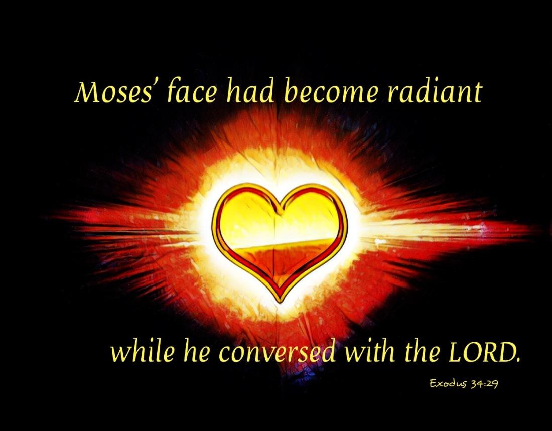 Exodus34_29 Radiant