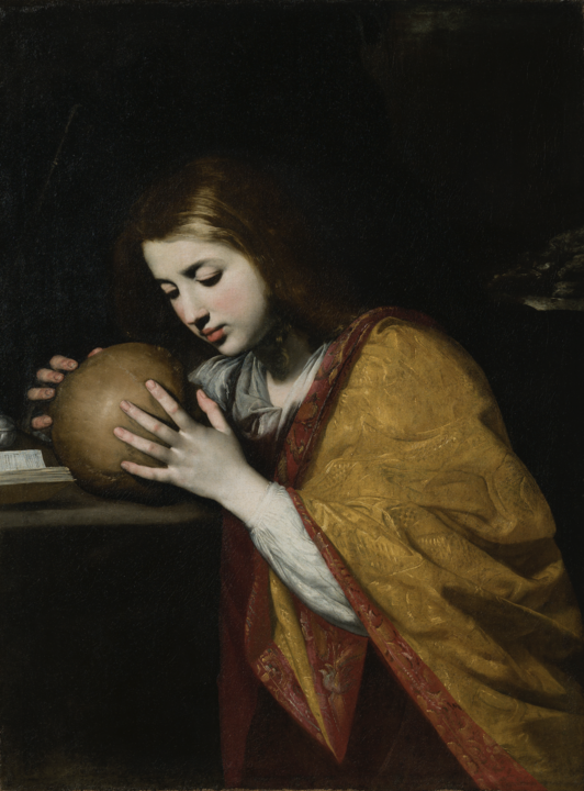 Massimo_Stanzione,_Mary-Magdalene_in_meditation