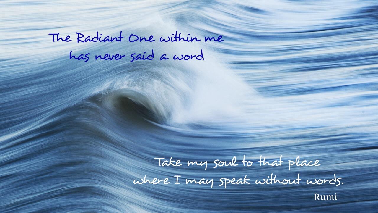 Rumi radiant
