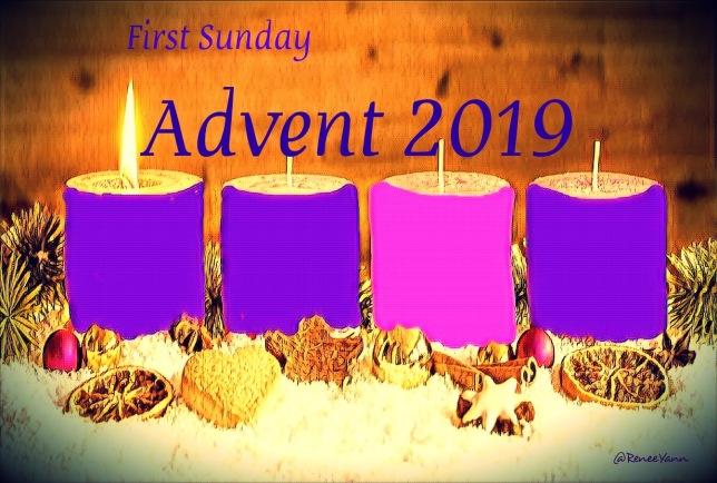 Advent 1st Sun