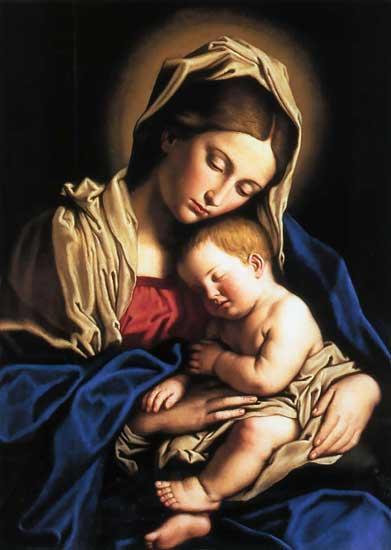 Madonna-Child-Sassoferrato-L