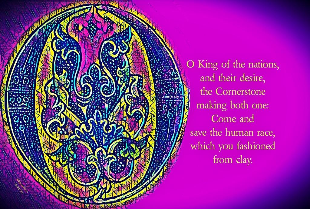 O King