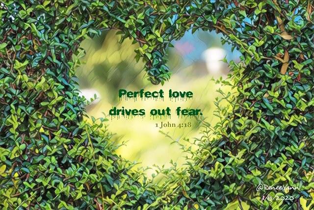 1Jn4 fear