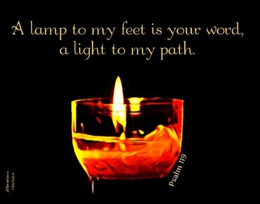 Ps119 lamp