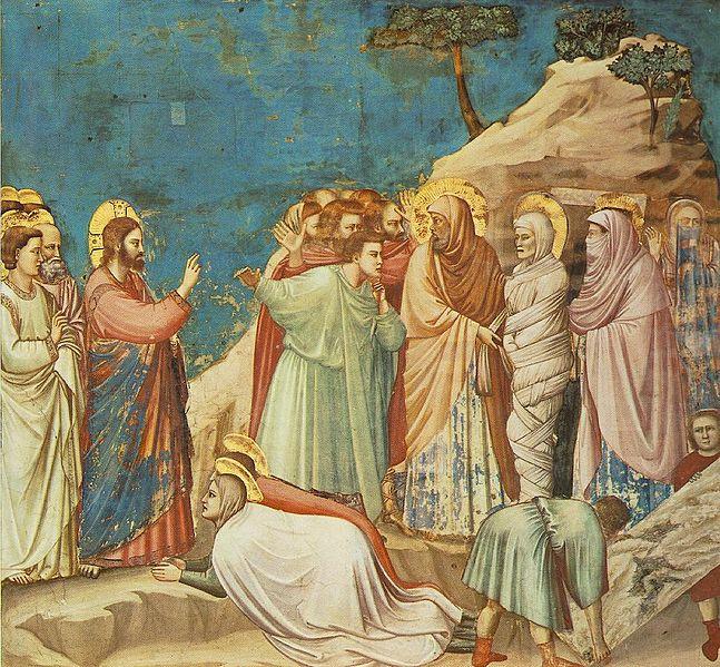 647px-Giotto_-_Scrovegni_-_-25-_-_Raising_of_Lazarus