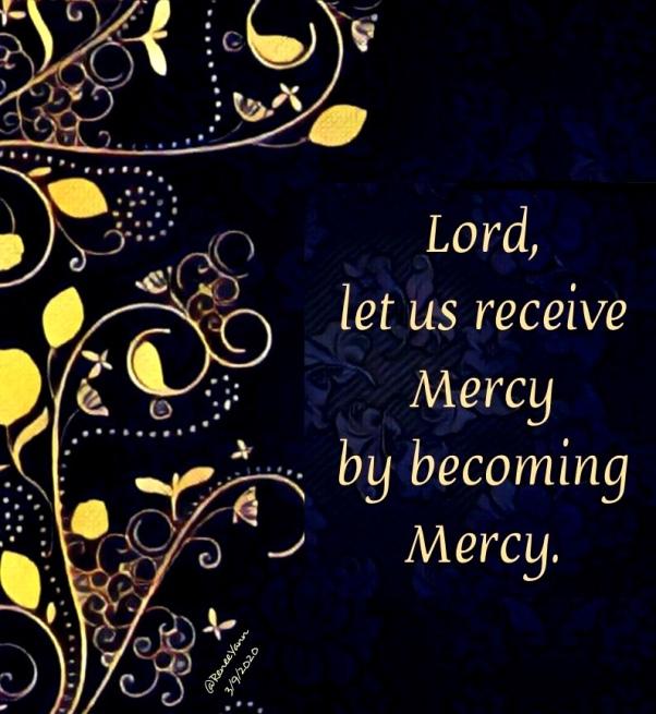 be Mercy