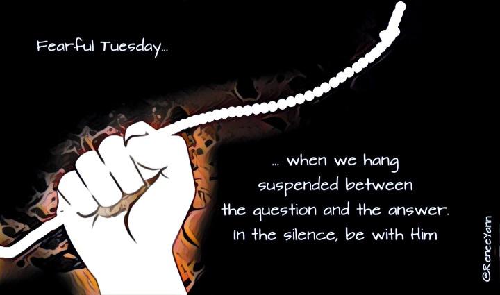 Fearful Tuesday