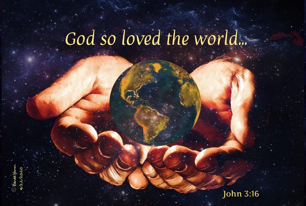 John3_16 so loved