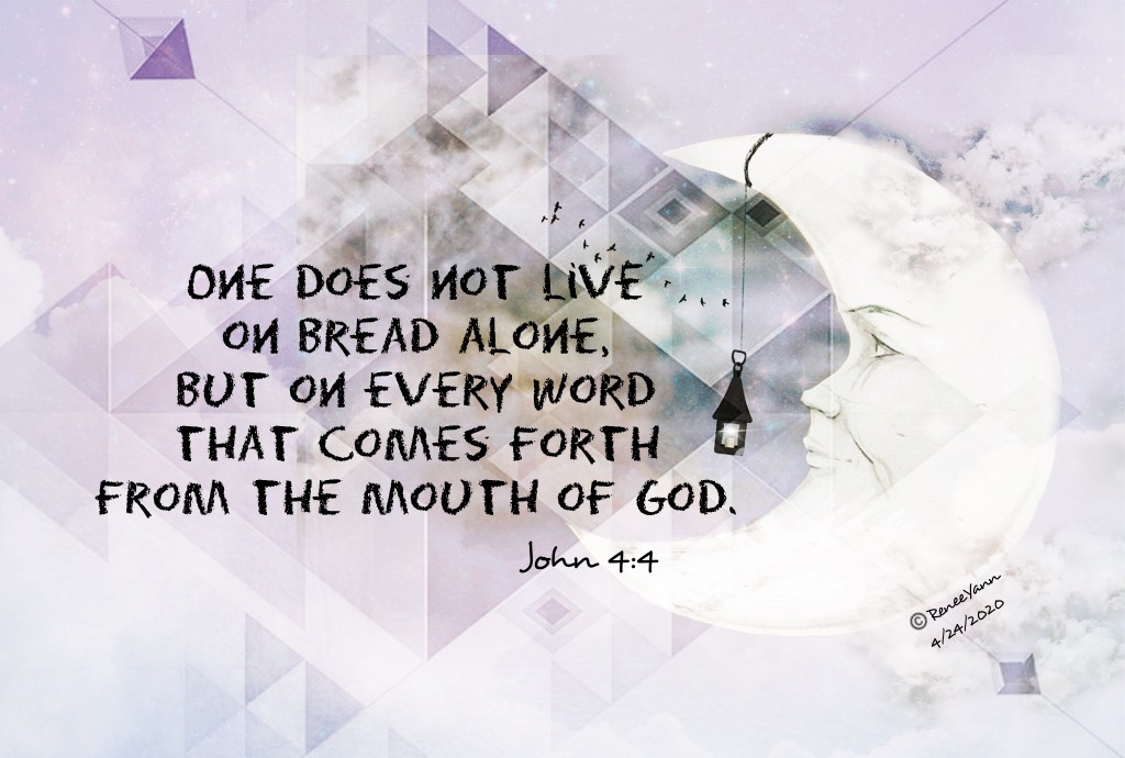 John4_4 bread word