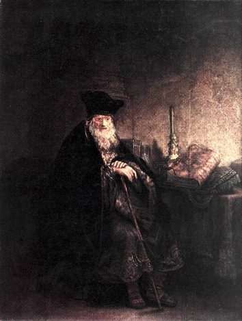 Rembrandt_-_Old_Rabbi_-_WGA19186